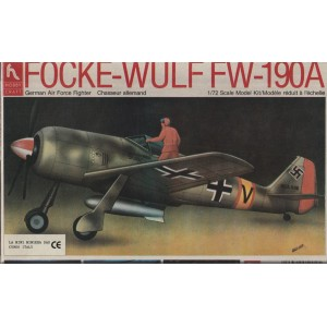 plastic model kit scale 1 : 72 80231 MESSERSCHMITT BF 108 B new in open and damaged box