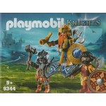 PLAYMOBIL KNIGHTS 9344 DWARF KING