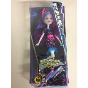 MONSTER HIGH FRANKIE STEIN mattel DMD46