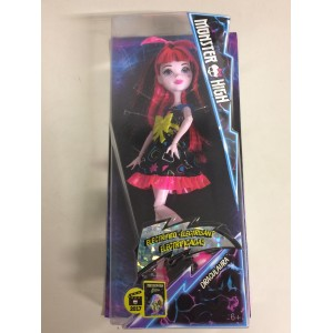 MONSTER HIGH ELECTRIFIED ARI HAUNTINGTON mattel DVH68