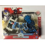 TRANSFORMERS 2 x ACTION FIGURES SET PRIME STRONG ( OPTIMUS PRIME - STRONG ARM ) Hasbro C0629