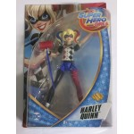 "DC SUPER HERO GIRLS 6"" 15 cm ACTION FIGURE SUPERGIRL mattel DMM34"