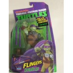 "TEENAGE MUTANT NINJA TURTLES 6"" 15 cm ACTION FIGURE DONATELLO MUTATIONS Playmates toys 91522"