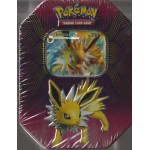 POKEMON trading card game TIN BOX DAWN WINGS JOLTEON GX English cards