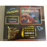 POKEMON trading card game DETECTIVE PIKACHU CHARIZARD GX BOX new English cards
