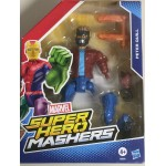 "MARVEL SUPER HEROES MASHERS MARVEL'S IRON FIST ACTION FIGURE 6"" 15 cm HASBRO A9829"
