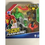"MARVEL SUPER HEROES MASHERS MARVEL'S ELECTRO ACTION FIGURE 6"" 15 cm HASBRO A9831"