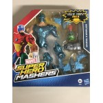 "MARVEL SUPER HEROES MASHERS JUGGERNAUT ACTION FIGURE 6"" 15 cm HASBRO B0695"