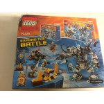 LEGO CHIMA 70229 damaged box LION TRIBE PACK