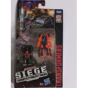 "TRANSFORMERS MICROMASTERS 2"" - 5 cm 2 PACK ACTION FIGURES POWERTRAIN & HIGH JUMP WFC S-33 OOF-ROAD PATROL Hasbro Tomy E4493"