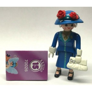 PLAYMOBIL FI?URES 70026 SERIE 15 01 WITCH