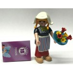 PLAYMOBIL FI?URES 70026 SERIE 15 03 SCIENTIST GIRL