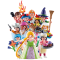 PLAYMOBIL FI?URES 70026 SERIE 15 04 FLOWER FAIRY