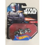 HOT WHEELS - STAR WARS CHARACTER CAR REY single vehicle package Hasbro FDJ71