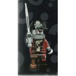 LEGO MINIFIGURES 71010 MONSTERS ZOMBIE PIRATE