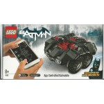 LEGO DC SUPERHEROES 76112 APP CONTROLLED BATMOBILE