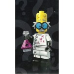 LEGO MINIFIGURES 71010 MONSTERS MONSTER SCIENTIST