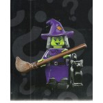 LEGO MINIFIGURES 71010 MONSTERS WACKY WITCH