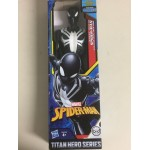 "MARVEL ACTION FIGURE 12 "" - 30 cm SPIDER GIRL HASBRO E2345 POWER FX TITAN HERO SERIES"