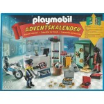 PLAYMOBIL ADVENT CALENDAR 9007 JEWEL THIEF POLICE OPERATION