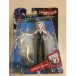 "SPIDER MAN INTO THE SPIDERVERSE ACTION FIGURE 6"" - 15 cm SPIDER GWEN Hasbro E2890"