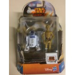 R2-D2 / C-3PO 2 action figures pack STAR WARS REBELS