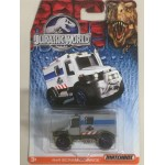 MATCHBOX JURASSIC WORLD 1:64 Vehicle DFT 60 SAHARA SURVIVOR