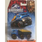 MATCHBOX JURASSIC WORLD 1:64 Vehicle DFT 52 TOYOTA LAND CRUISER