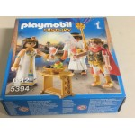 PLAYMOBIL HISTORY 5394 CEASAR AND CLEOPATRA