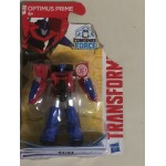 "TRANSFORMERS ACTION FIGURE 2"" - 5 cm OPTIMUS PRIME LEGION CLASS ROBOTS IN DISGUISE - COMBINER FORCE Hasbro B0894"