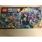 LEGO NEXO KNIGHT 70350 THE THREE BROTHERS