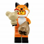 LEGO MINIFIGURES 71025 SERIE 19 13 RUGBY PLAYER