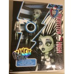 MONSTER HIGH FRANKIE STEIN GHOULS ALIVE Mattel Y0424