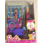 BARBIE MIX 'N COLOUR Mattel DHL 90