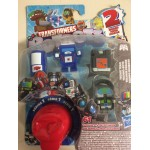 b2 TRANSFORMERS BOTBOTS serie 3 SEASON GREETERS 5 Pack figures Habro E4142