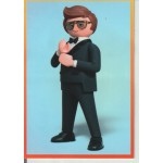 PLAYMOBIL FI?URES 70069 THE MOVIE SERIE 1 02 DEL - TOURIST