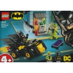 LEGO DC SUPER HEROES 76137 BATMAN VS THE RIDDLE ROBBERY