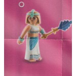 PLAYMOBIL FI?URES 9333 SERIE 13 ANCIENT EGYPTIAN WOMAN / CLEOPATRA