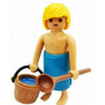 PLAYMOBIL FI?URES 70369 SERIE 18 11 ANCIENT PERSIAN WARRIOR