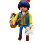 PLAYMOBIL FI?URES 70370 SERIE 18 11 MAIL CARRIER