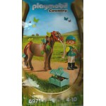 PLAYMOBIL COUNTRY 9259 HORSE THERAPIST