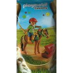PLAYMOBIL COUNTRY 6968 GROOMER WITH BLOOMPONY