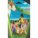 PLAYMOBIL COUNTRY 9260 MOUNTED POLICE