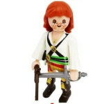 PLAYMOBIL FI?URES 70566 SERIE 19 08 FEMALE PIRATE