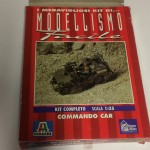 plastic model kit scale 1 : 35 ITALERI PANZER IV new in open and damaged box