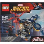LEGO MARVEL SUPER HEROES SPIDER MAN 76036 CARNAGE E L'ATTACCO AEREO SHIELD