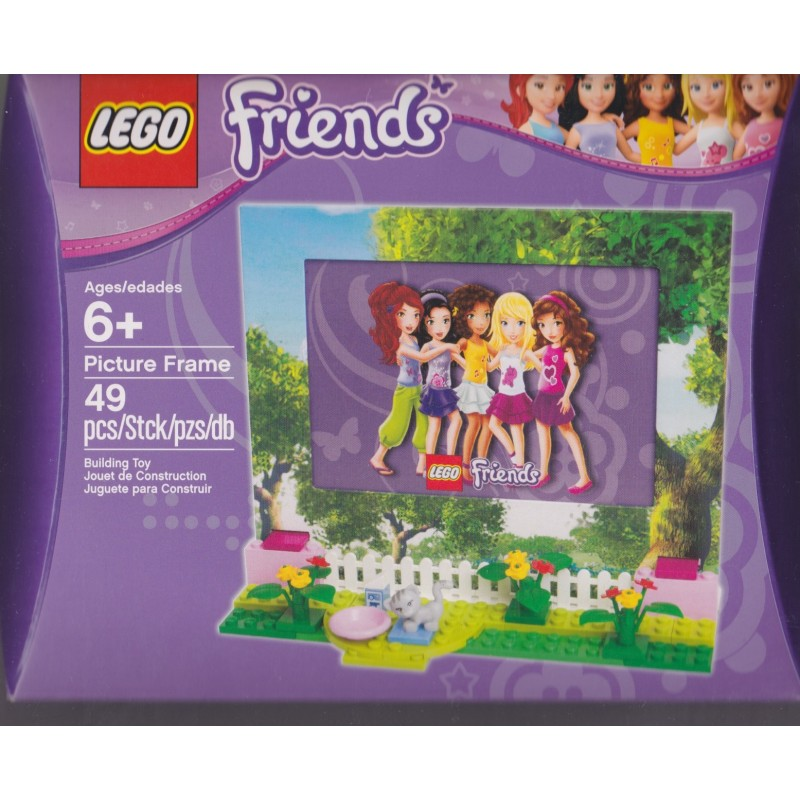 Lego Friends Picture Frame  853393 NEW
