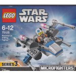 LEGO STAR WARS 75125 RESISTANCE X WING MICROFIGHTER