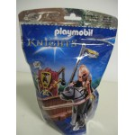 PLAYMOBIL KNIGHTS 5357 TOURNMENT DARK KNIGHT