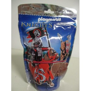 PLAYMOBIL KNIGHTS 5358 TOURNMENT KNIGHT OF THE ORDER OF THE DRAGON